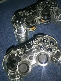 Afterglow PS3 controllers