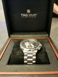 Authentic  Tag Heuer Indy 500 Special Edition 3730 km