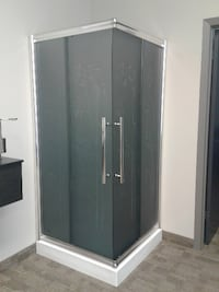 gray and black wooden cabinet TORONTO
