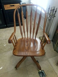Nice wooden rocker chair  Las Vegas