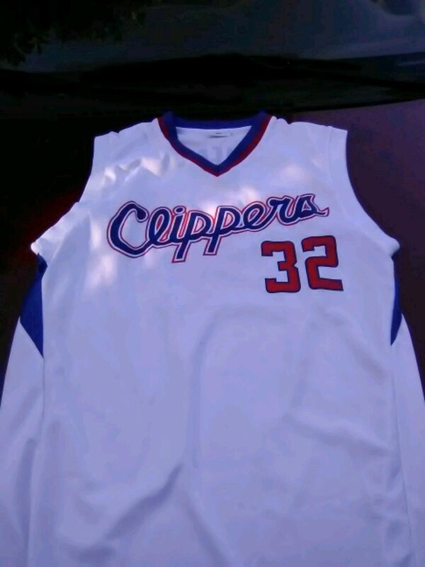premium selection 14c86 4e9f7 Blake Griffin *Clippers* Jersey XL