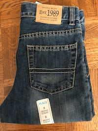 Children's Place - Kids Jeans Size 8 Vaughan, L4L 2L5