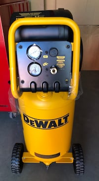 DeWalt Heavy Duty Compressor - used only once! Dublin, 94568