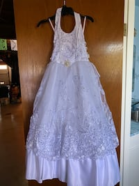 First communion dress San Francisco, 94134