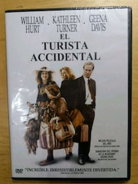 "DVD ""El turista accidental"" Palma, 07008"