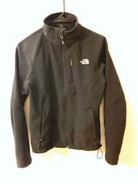 North Face womens jacket size small new
