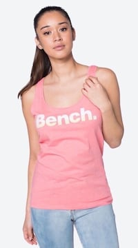 *New with Tags* Pink BENCH Shirt Whitby, L1P