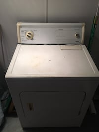 Gas Dryer-FREE