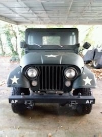 1978 CJ5 jeep Belmont, 28012