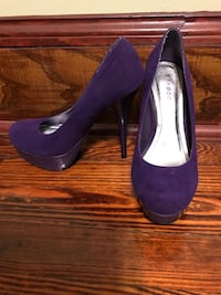 Purple pumps Totowa, 07512