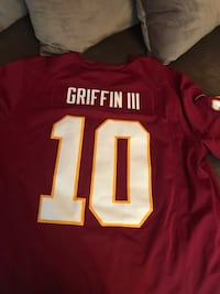 #10 RG3 (XXL) Germantown, 20876