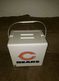 Chicago Bears foam cooler. Never used. South Bend, 46614