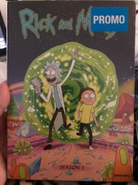 Rick and Morty Season 1 47 km