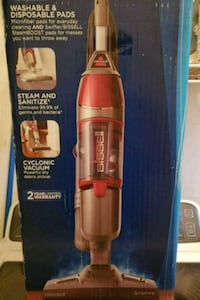 red and black Dirt Devil upright vacuum cleaner box Concord, 28027