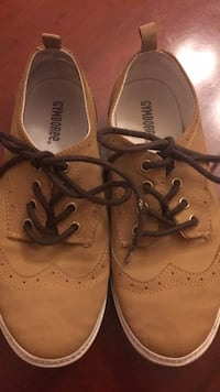 pair of brown Sperry boat shoes Albuquerque, 87106