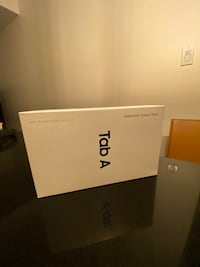 Samsung Galaxy Tab A 8.0 LTE (BRAND NEW - IN BOX - NOT OPENED) Montréal, H3G 0B9