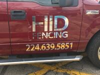 fencing Elgin