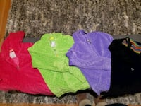 Triple Flip minky bubbles, 3 hoodies and pants Mississauga, L5C 1T7