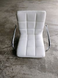 Leather/vinyl office chair seat only Fallston, 21047