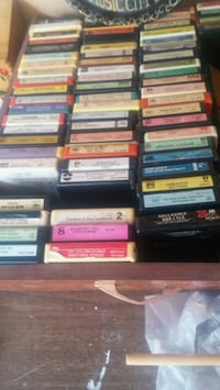 assorted 8-Tracks collection Devon, T9G 1P8