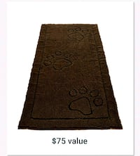 Mud mat mud room runner wet pet Toronto, M9R 3T5