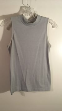 Madewell light blue  mockneck top size XS Los Angeles, 91607