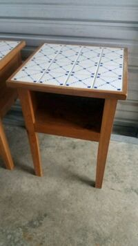 Matching end tables  Federal Way, 98003
