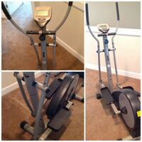 NOT $875 U PAY $175 ASK MORE INFO? ELLIPTICAL  Montreal