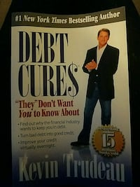 Debts Cures by Kevin Trudeau book Myersville, 21773