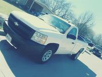 white chevrolet silverado single cab Arlington