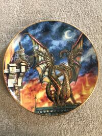 """""""Lure of the Dragon"""" Franklin Mint New Egypt, 08533"""