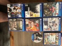 PS4 GAMES!!! Concord, 30206
