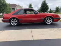 Ford - Mustang - 1985 Pingree Grove