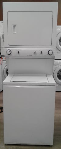 "STACKABLE WASHER & DRYER FRIGIDAIRE 27""	NEW MODEL TORONTO"
