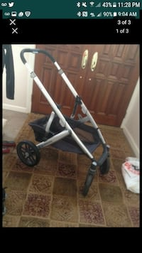 Stroller uppa baby vista cruz New 2015