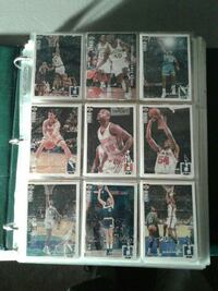 NBA trading card collection Fort Wayne, 46804