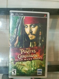 PSP The Pirates of the Caribbean Dead Man's Chest  Poughkeepsie, 12603