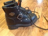 Authentic Harley Davidson Women's Riding Boots Cassel, 96016