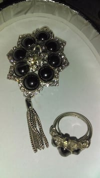Black Gem stone s avon collection Yuma, 85364
