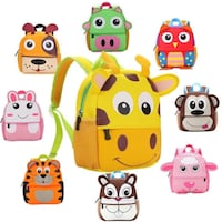 Kids Backpack Mississauga