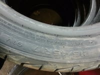 gray auto wheel with tire Laval, H7L 4A1