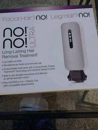 no!no! Ultra long lasting hair removal treatment