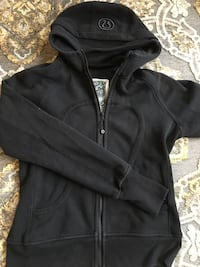 black zip-up hoodie Vaughan, L4J 6X2