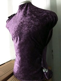 women's purple floral lace dress Medicine Hat, T1B 1C7
