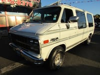 1994 Chevrolet Chevy Van G20 CONVERSION VAN *WHITE* 1 OWNER Milwaukie, 97222