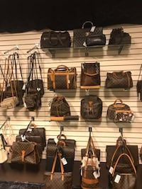 Personal Consultation and Layaway of Authentic Pre-Loved Louis Vuitton items Oklahoma City