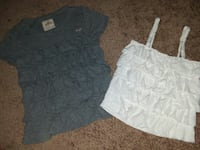 Hollister Sz S $15 for both Shoreview, 55126