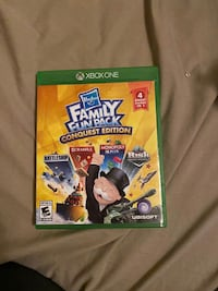 Family Fun Pack Conquest Edition Xbox One