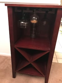 Two Wine rack tables Dumfries, 22025