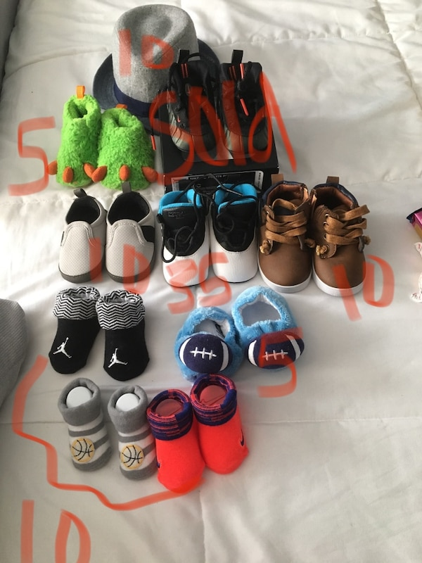 d65eca3caae2 Used Baby shoes for sale in Oakland - letgo